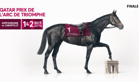 SAVE THE DATE : 1 & 2 OCTOBRE  Chantilly